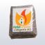 Saco de pellet de madera de pino